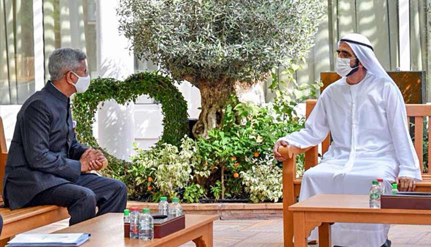 India bridges a Gulf of strategic possibilities