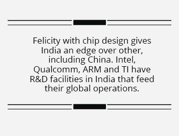 India can match Chinas chip making capacity- 1