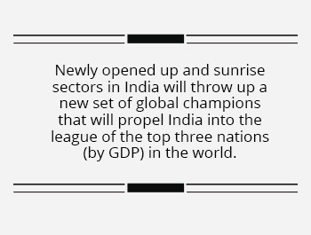 India may become world's 3rd largest economy within next decade