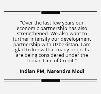 Uzbekistan to show the path for India to unlock Central Asia