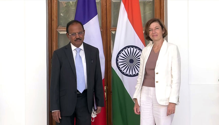 India and France boost security bonds with strategic dialogue