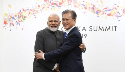 India South Korea Partnership of equals